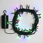 Battery Operated Christmas Lights - Christmas Decorating Fun