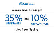 Contact Lenses, Designer Eyeglasses, Sunglasses & More | Coastal™