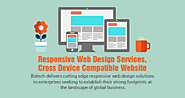 Responsive Web Design Services, Cross Device Compatible Website