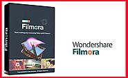 WonderShare Filmora Crack Download Plus Serial Key Full Version 2016 - Cracks Tube Full Software Downloads