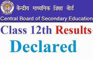 12th Result CBSE 2015