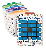 Melissa & Doug Flip to Win Memory Game (Age 4 and up)