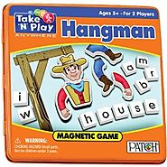 Hangman - Take 'N' Play Anywhere Game (Age 5 and up)