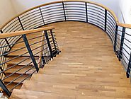 All you need to know during Construction of Commercial Staircases