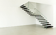 Choose Best Cantilevered Stairs & Improve the Looks of your Home