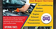 Choosing The Right Auto Repair Shop