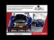 Quality Auto Repairing Services For High Class Performance