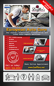 Get European Auto Care Services Online
