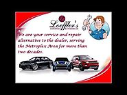 Repair Your Auto With The Experts