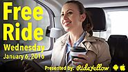 FREE RIDE WEDNESDAY – JANUARY 6, 2016 - Long Beach Taxi Cab Services