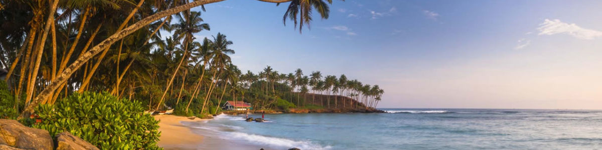 Headline for Best 05 Beaches in Sri Lanka: Get Set for Sun Fun and Surf