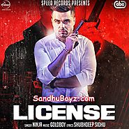 Download Licence mp3 Track By Ninja