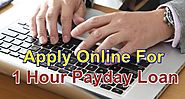 1 Hour Payday Loan - Great Fiscal Assistance with Fast Approval