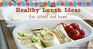 Healthy Lunch Ideas with Stop & Shop