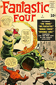 "Fantastic Four (v1) #1 - ""The Fantastic Four """