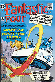 "4: Fantastic Four (v1) #3 - ""The Menace of the Miracle Man """