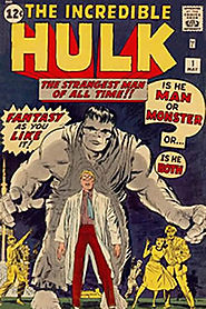 "6: Incredible Hulk (v1) #1 - ""The Hulk """