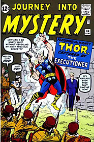 "13: Journey into Mystery (v1) #84 - ""The Mighty Thor vs. The Executioner """