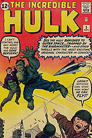 "14: Incredible Hulk (v1) #3 - ""Banished to Outer Space """