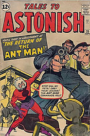 "16: Tales to Astonish (v1) #35 - ""Return of the Ant-Man """