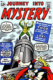 "17: Journey into Mystery (v1) #85 - ""Trapped by Loki, The God of Mischief """