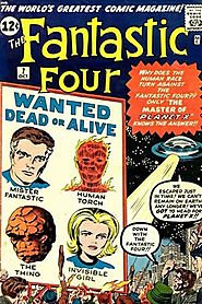 "18: Fantastic Four (v1) #7 - ""Prisoners of Kurrgo, Master of Planet X """