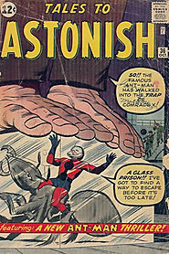 "20: Tales to Astonish (v1) #36 - ""The Challenge of Comrade X! """