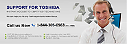 Toshiba tech support