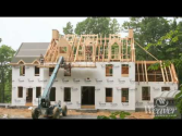 Custom Home Build Construction Time Lapse