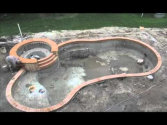 Grand Vista Pools Time Lapse Video