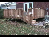 Time-Lapse Construction of Deck