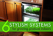 6 Stylish Systems to Keep Your Organic Vegetable Garden Growing Year-Round