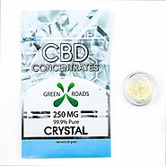 CBD Isolate by Greenroads
