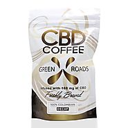 CBD Decaf Coffee: Solvent-free, Full-flavored coffee beans and High Quality