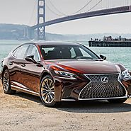 2018 Lexus LS Overseas Preview Drive | Lexus Banishes Conservatism From Its Luxed-Up Limo