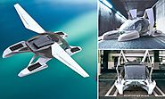 Russian firm reveals plans for five seater flying taxi