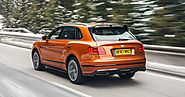 Bentley Bentayga V8: the next Bentley could be fully autonomous | WIRED UK