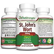 St. John's Wort Supplements Reviews: Hope For Anxiety?