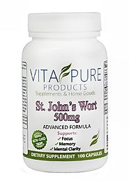 High Quality St Johns Wort PLUS capsules Reviews 2016 - St. John's Wort supplements reviews Powered by RebelMouse