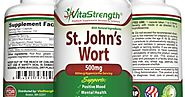 Top Brand Of St John's Wort Anxiety - Can It Help With Anxiety? Reviews Inside