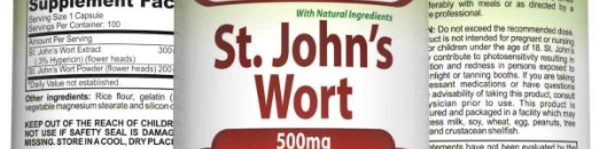 Headline for Premium St.John's Wort Plus Capsules For Anxiety? Testimonials & Reviews 2016