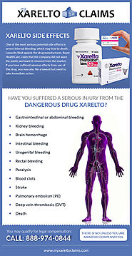 Xarelto Side Effects