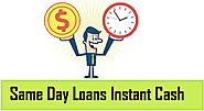 Same Day Loans: Prompt Monetary Help During Fiscal Woes