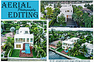 Real Estate Aerial Photo Editing | Drone Image Retouching Services