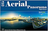 360 Degree Aerial Panorama Services and Virtual Tour Creation for Real Estate