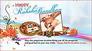 {Raksha Bandhan '16} Happy Rakhi 2016 wishes for Brother, sister