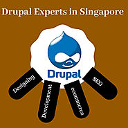 Drupal Experts in Singapore