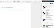 Free Technology for Teachers: A New Lesson Plan Tool for Google Docs
