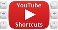 Control Alt Achieve: 26 YouTube shortcuts everyone should know