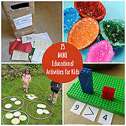 25 More DIY Educational Activities for Kids | Babble